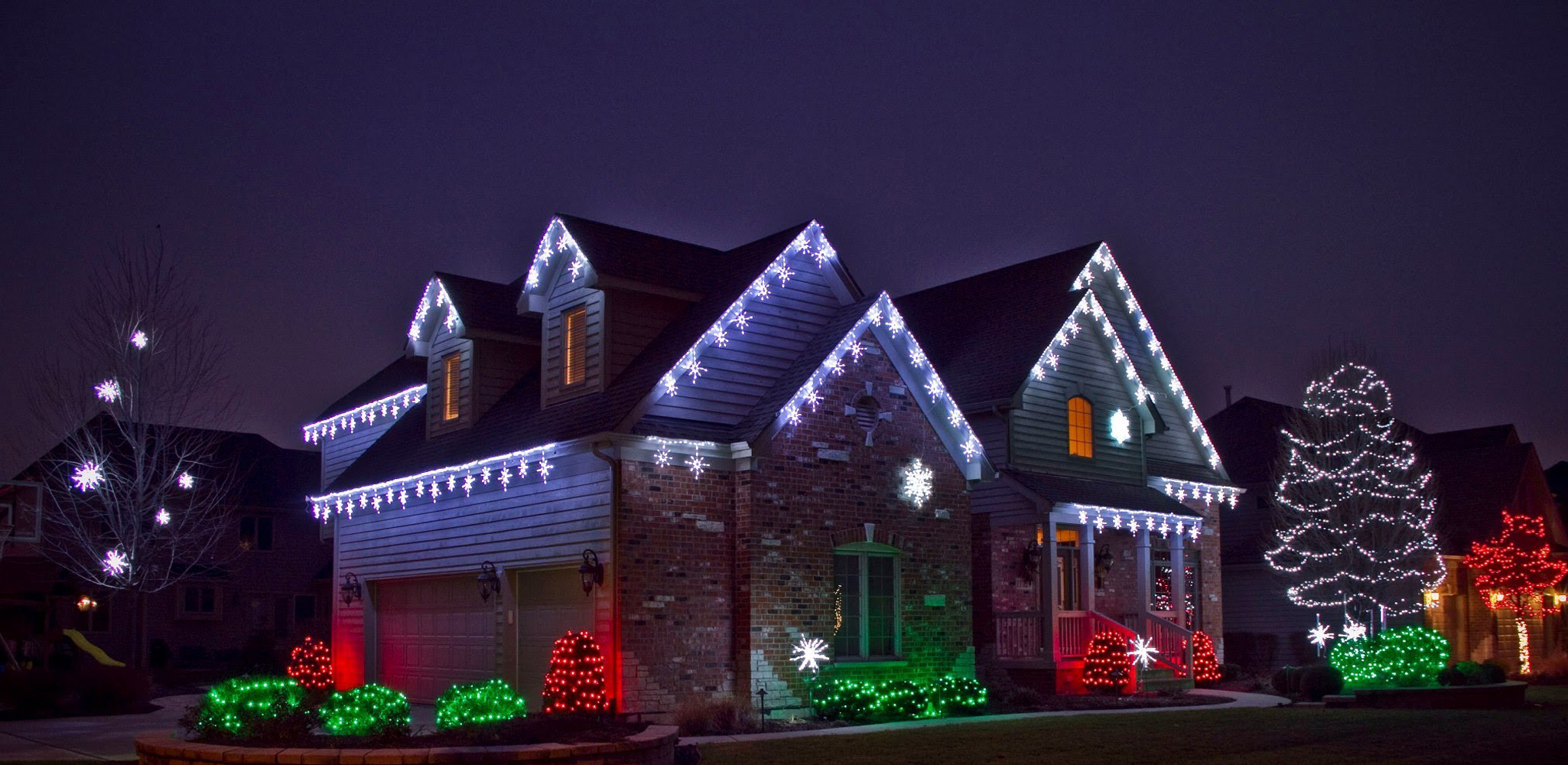 Christmas Lights for your celebration
